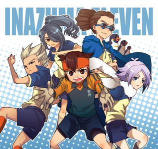 Inazuma Eleven.