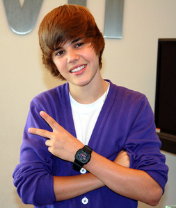 this is a hard one i think it would be JUSTIN BIEBER and the song would be BABY!!!!