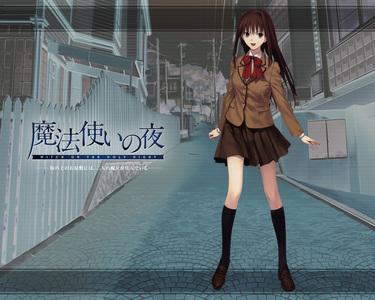 this ok? it's Aozoki Aoko From Mahou Tsukai No Yoru