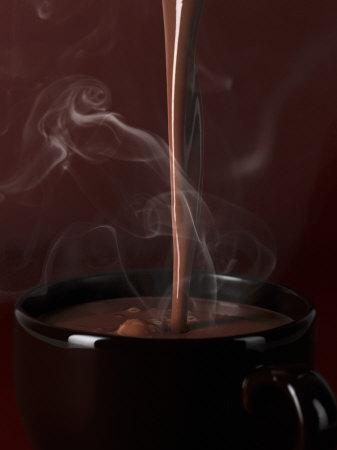 Hot チョコレート :)