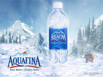 Aquafina :)