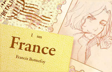 I got France! XD... The test was much funny ^.^