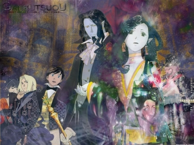 lol like no one that I know of knows this anime but its my paborito anime of all time! Gankutsuou! The Count of Monte Cristo is freakin awesome! -fangasm- XD