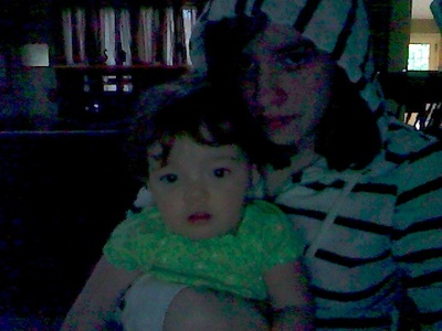 I'M 2 UGLY!!!!! But fine it's me and my niece.