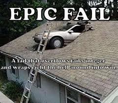EPIC FAIL!!