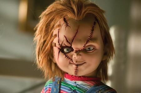 Don't look at me!!! Chucky did it.