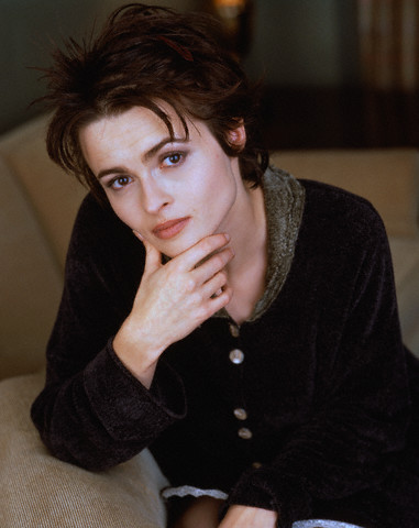 definitly Helena Bonham Carter she played Bellatrix SO well and no one can say she didn't