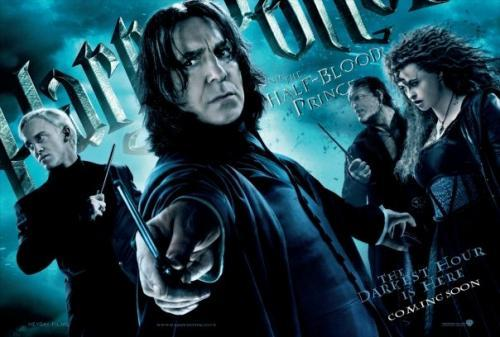 Tom Felton,Alan Rickman,and Helena Bonham Carter I believe are the best at portraying their characters.They all do a splendid job and each person adds a new fantastic feature to each of their characters.