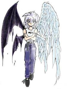 im a demon angel any vragen