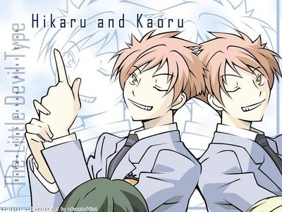Deffinately the Hitachiin twins they're both soo adorable! i'll amor them forever