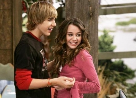 well........................................cody linley and miley makes up a gud pair