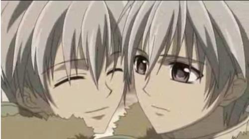 Zero and Ichiru!