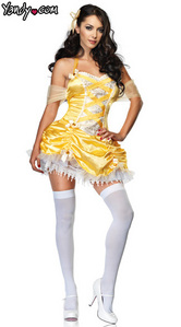 My best friends& I are all going to be the disney princess' :D I'm going to be Belle& here's the costume <3