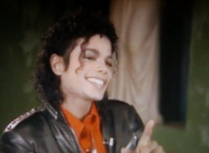 That's kinda hard...But I thinkit's this one for me. :) Bad era interview. Big smile!