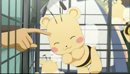 Bearbee from Kyo Kara Maoh, far too cute