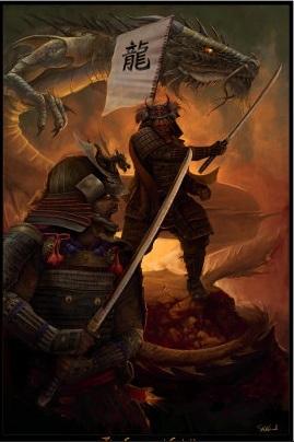 im a big samurai ran