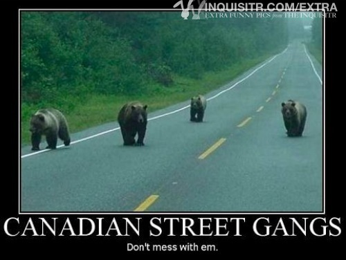 Canada, eh? ;)