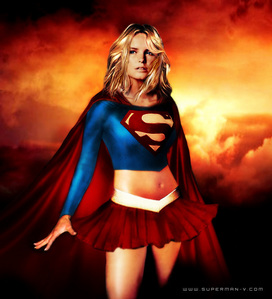 im going as supergirl