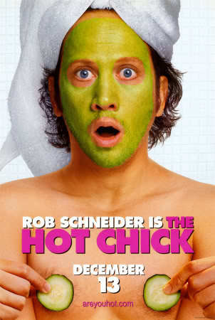 Hmmm... I'd have to say Rob Schneider. My favorito! movie starring him is [i]The Hot Chick[/i] x3 But I also like loads más like Adam Sandler, Robert Downy Jr., Jim Carrey, Amy Adams, Cameron Diaz, etc. :3