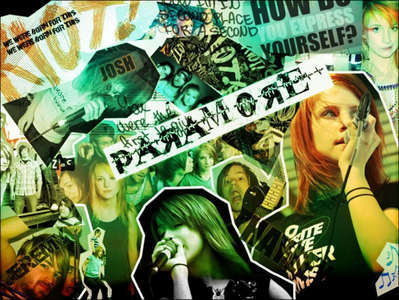 """paramore """"that's what tu get"""""""