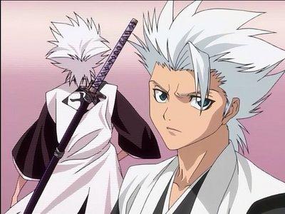 im gonna be toshiro hitsugaya.....