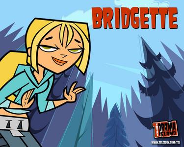Bridgette From Total Drama Island!