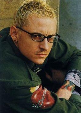 Chester Bennington, the lead singer of Linkin Park