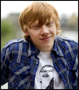 He is sometimes Hot! but that's not why myself and every other fans likes him. There's just that something about Rupert that makes him attractive. I mean how many people can be as famous as he is and still be 'real' and as down to earth as he is. I say this time and time again, he has the best personality a have ever seen!