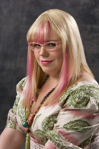 I'm going to be Penelope Garcia from Criminal Minds :)