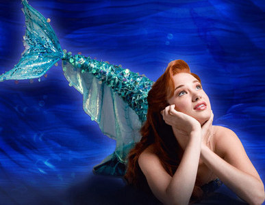 Yep, So am I and my name is Ariel. I look like this