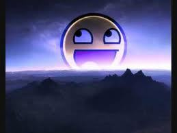 Du wanna know mah walpaper? YA WANNA KNO MAH WALLPAPER!?!? PREPARE FOR THE ATTACK OF THE AWESOME SMILEEEEEEEYS!!!!