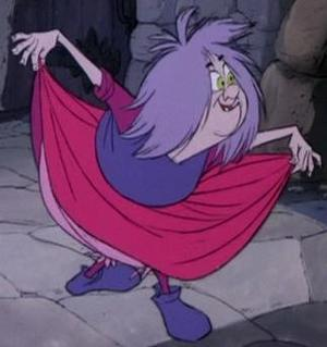 What about Madame Mim? :)