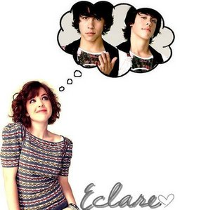 ECLARE!!!! (eli and clare from degrassi) LOL <333