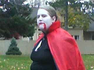 i was a vampire