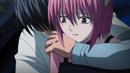 I'd say Lucy from elfen lied,or Rukia from bleach! I pag-ibig this couple!!!