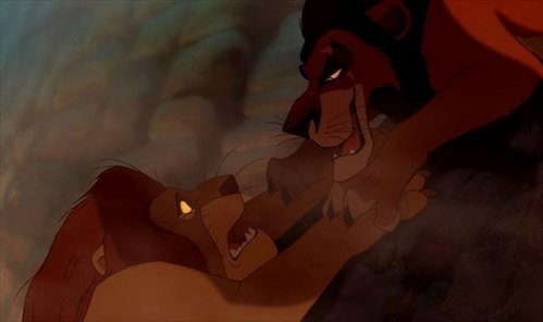 The Lion King always made me cry every time I saw the stampede scene.