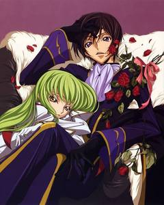 one of my পছন্দ জীবন্ত couple of all time is c.c and lelouch from the জীবন্ত code geass.