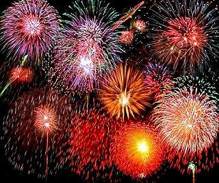 Yeah I celebrate it here in England (UK) I don't bother doing fireworks at home because I live near my local park where they do Firework displays so I get to see it from my bedroom window for free! XD