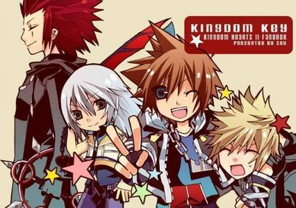 if u go to disney.com and type in kingdom hearts theres a kingdom hearts computer game. and birth by sleep is for psp which i beat like last month all thee stories. and im 11