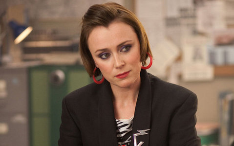I envy an actress whom plays a certain DI from Ashes to Ashes. Keeley Hawes!! <3 xxx