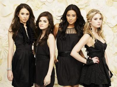 Pretty Little Liars! Best toon Ever!