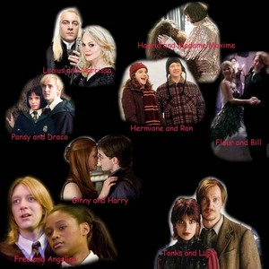 Harry Potter!!!!! THE WHOLE SERIES!!!! BTW I made this myself. Hope anda like it!:)