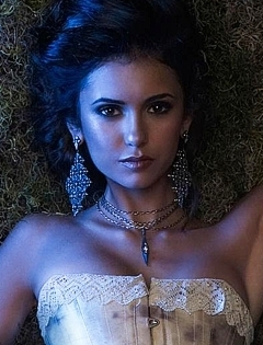 No , Elena's hair is REALLY cool . i'm actually quite jealous .