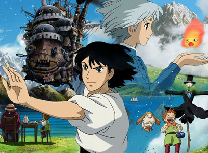The Rocky Horror Picture mostrar & Howl's Moving Castle!!! I amor musicals!! (but not the crappy ones! of course!) I also amor comedies! <3 and as tu can see this is Howl's Moving Castle!