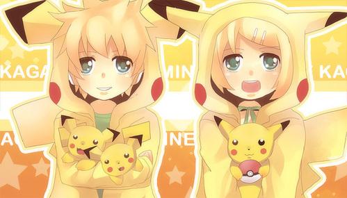 Pokemon is an anime so Pikachu is an anime character.
