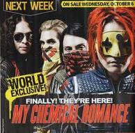 my chemical romance and gerad way.random mcr picture i found =D