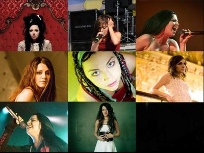 Amy Lee & Lacey Mosley ♥