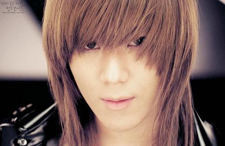 He's a South Korean singer.