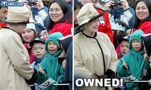 Queen....Elizabeth?