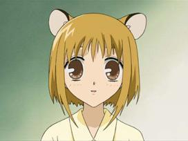 omg,its tough but i have to say kisa sohma. maybe its because were both year of the tiget!!!(im 1998)